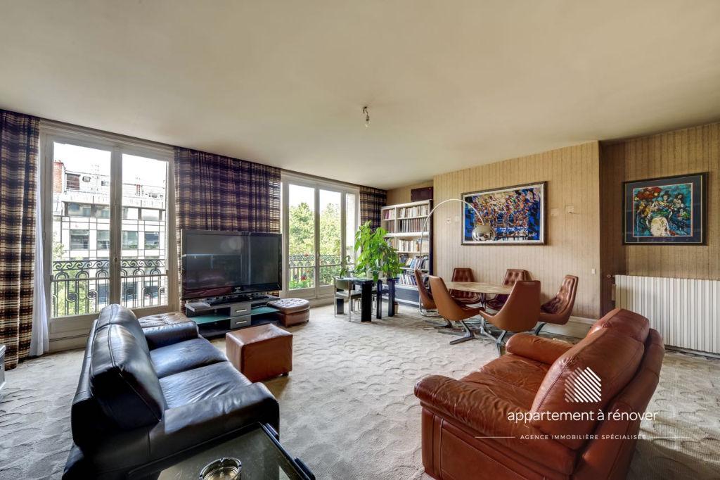 appartement familiale paris 3 r publique ref 129. Black Bedroom Furniture Sets. Home Design Ideas