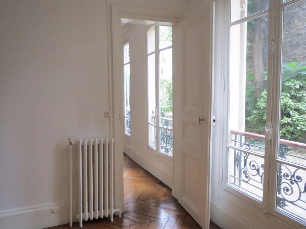 appartement - 2 pieces- 43m² - paris 6ème (ref. 413) - appartement à