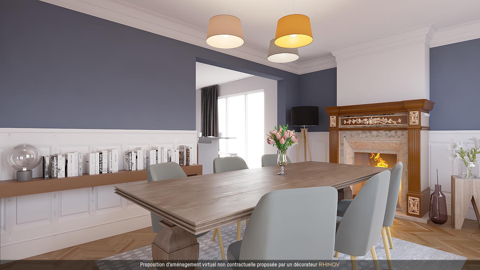 maison de ma tre sur parcelle de 705 m asni res s seine. Black Bedroom Furniture Sets. Home Design Ideas