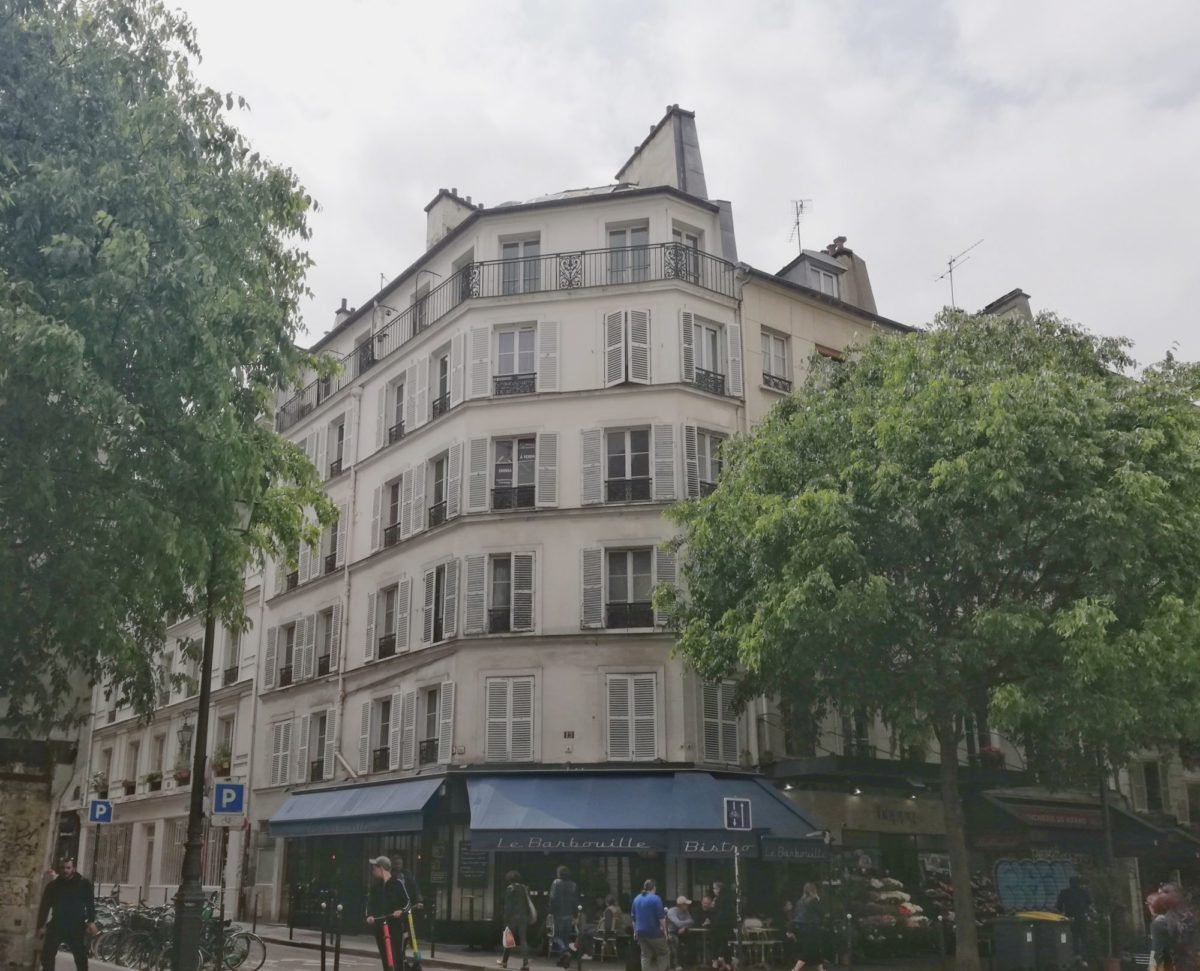 Appartement 55 m² à rénover complètement – quartier des Enfants Rouges (ref. 679)