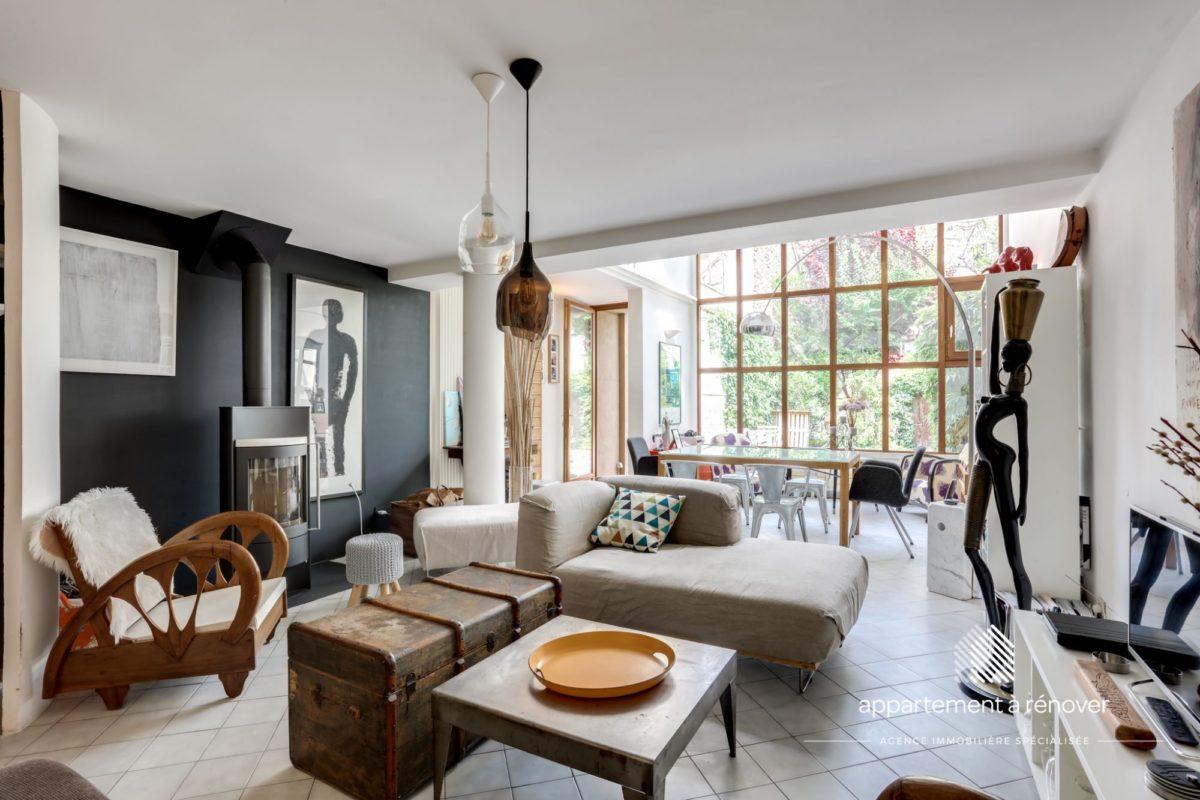 Maison à vendre Ivry-sur-Seine (ref. 686)