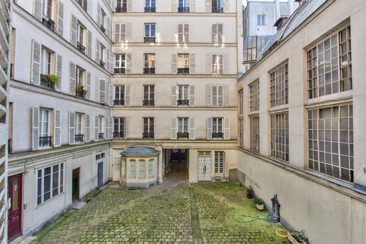 Appartement à vendre Paris (ref. 729)